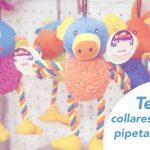 TENEMOS COLLARES SSERESTO Y PIPETAS ADVANTIX
